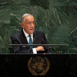 Marcelo Rebelo apoya el multilateralismo de António Guterres