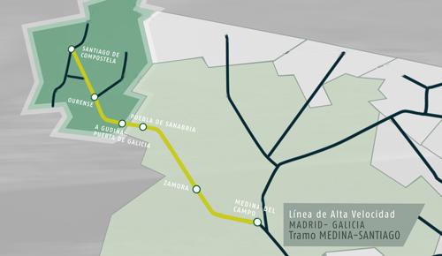 """<span class=""""entry-title-primary"""">Alcaldes de Trás-os-Montes solicitan una nueva conexión con el AVE gallego</span> <span class=""""entry-subtitle"""">Otros alcaldes prefieren la conexión entre Puebla de Sanabria (Zamora) y Bragança</span>"""