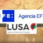 """Las agencias de noticias EFE y LUSA crean el proyecto europeo """"Historias Ibéricas"""""""