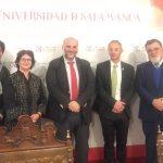 La Universidad de Salamanca se conecta con la prosperidad de Fundão