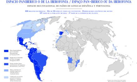 """<span class=""""entry-title-primary"""">A """"iberofonia"""" chega à Real Academia de Jurisprudência e Legislação de Espanha</span> <span class=""""entry-subtitle"""">Foi nomeado como acadêmico correspondente Frigdiano Álvaro Durántez Prados, autor do termo geopolítico</span>"""