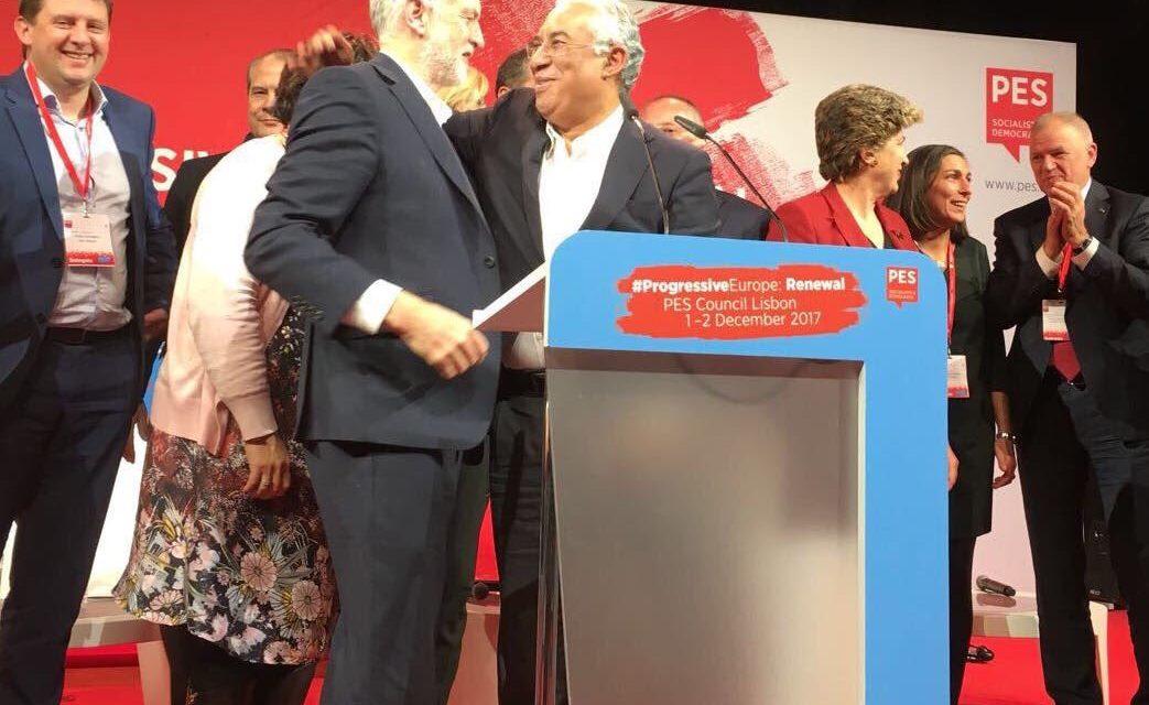 """<span class=""""entry-title-primary"""">Costa aconsejó a Corbyn que antepusiera el interés general al «partidista»</span> <span class=""""entry-subtitle"""">Hace un llamamiento para que sea aprobado el nuevo acuerdo en el parlamento británico</span>"""