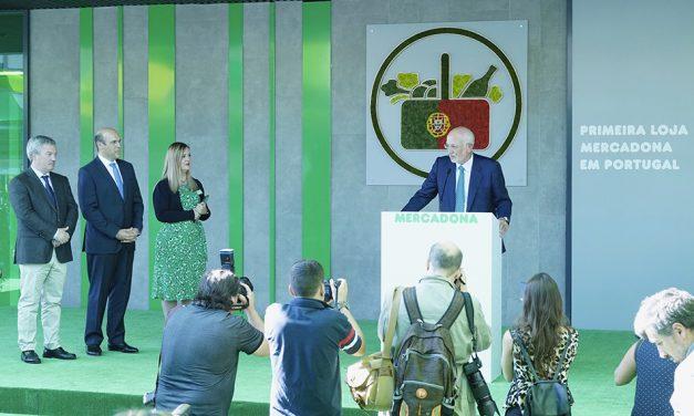 """<span class=""""entry-title-primary"""">Mercadona vai chegar aos 12 supermercados em Portugal em junho</span> <span class=""""entry-subtitle"""">A companhia pretende chegar aos 150 supermercados em Portugal durante os próximos dois anos</span>"""