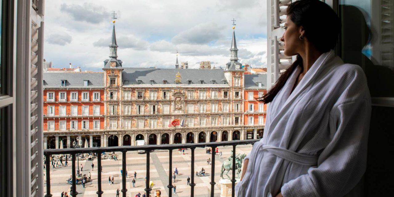 """<span class=""""entry-title-primary"""">O hotel português da Plaza Mayor de Madrid é nomeado para um prêmio</span> <span class=""""entry-subtitle"""">O Pestana Plaza Mayor Madrid é nominado ao prêmio International Hospitality Award</span>"""