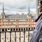 O hotel português da Plaza Mayor de Madrid é nomeado para um prêmio