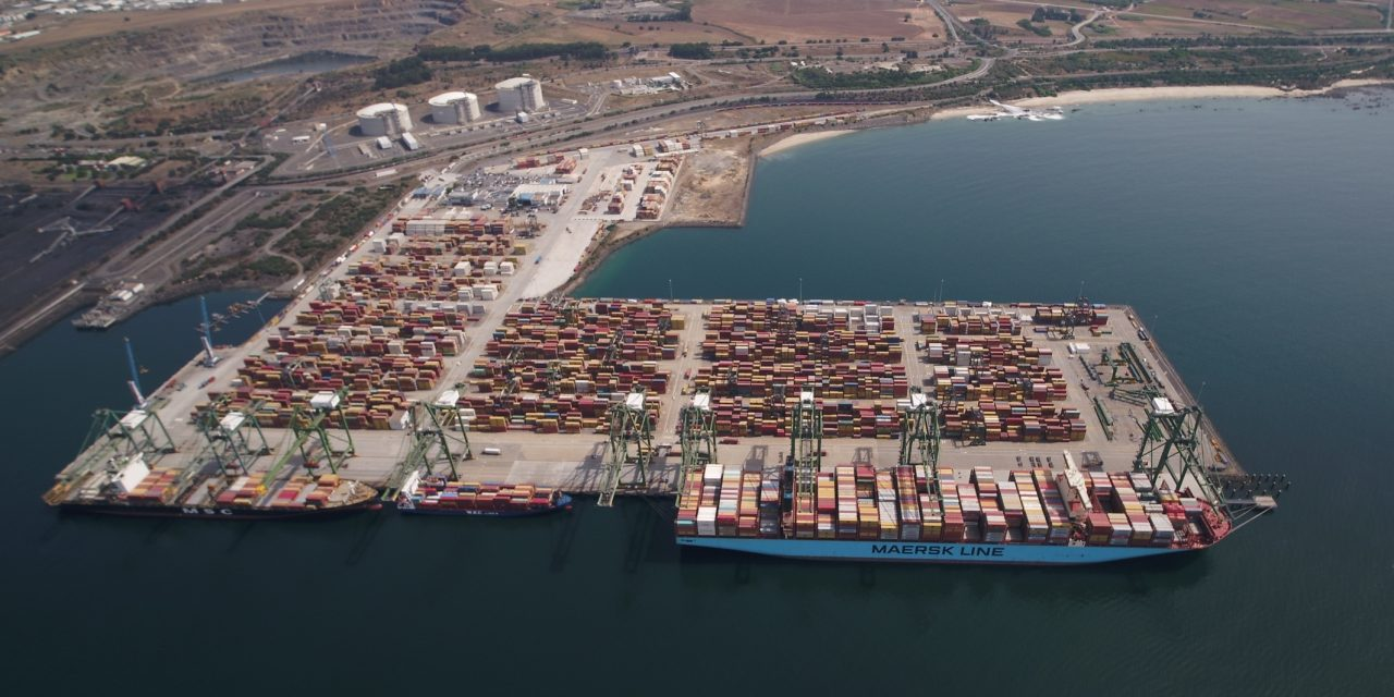 """<span class=""""entry-title-primary"""">La nueva terminal del puerto de Sines estará concluida en 2024</span> <span class=""""entry-subtitle"""">Se trata de un puerto estratégico para Lisboa y Madrid</span>"""