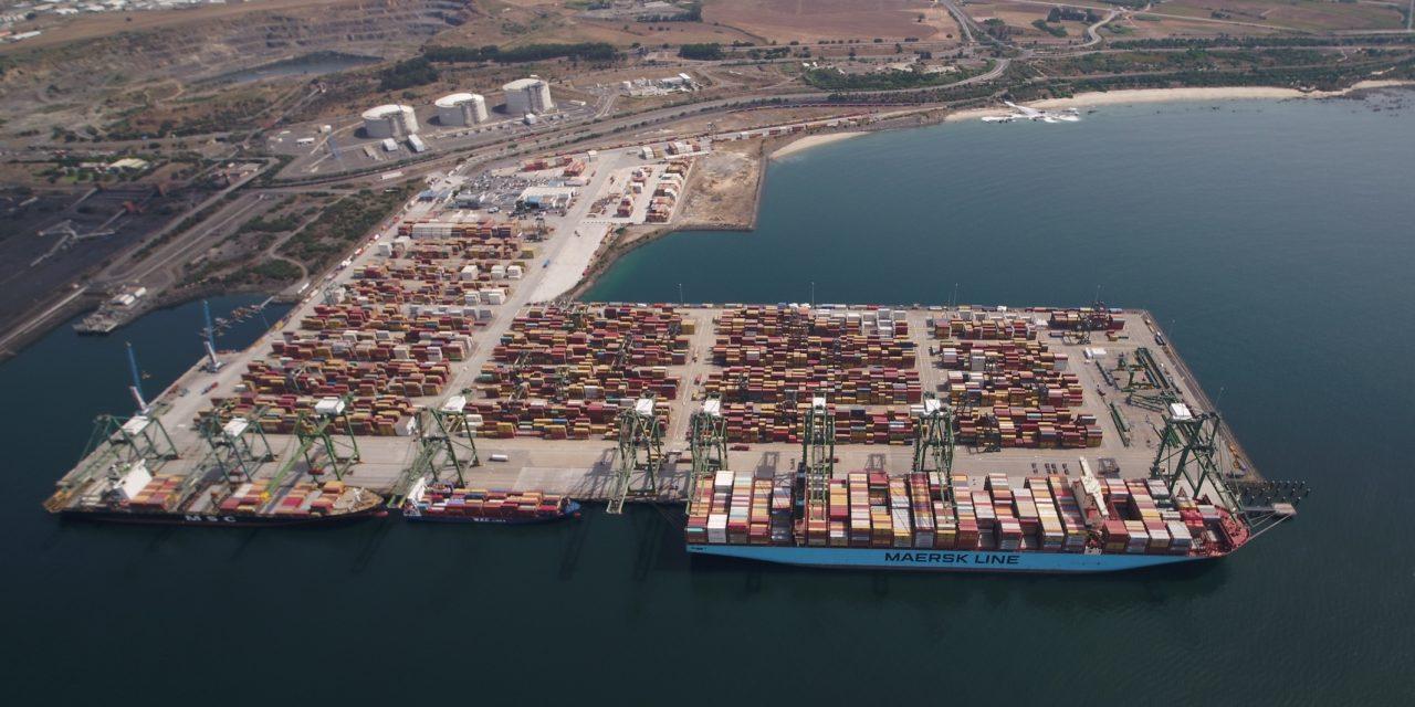 "<span class=""entry-title-primary"">Novo terminal do Porto de Sines estará concluído em 2024</span> <span class=""entry-subtitle"">Trata-se de um porto estratégico para Lisboa e Madrid</span>"