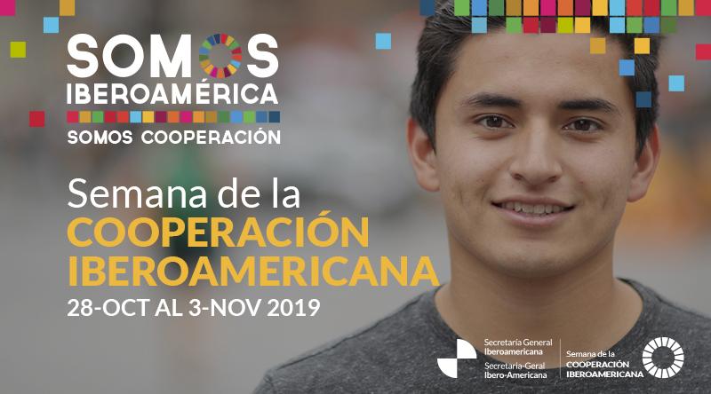 """<span class=""""entry-title-primary"""">Los gobiernos de Iberoamérica conmemoran la semana de la cooperación</span> <span class=""""entry-subtitle"""">Del 28 de octubre al 3 de noviembre, bajo el lema """"Somos Iberoamérica. Somos Cooperación""""</span>"""