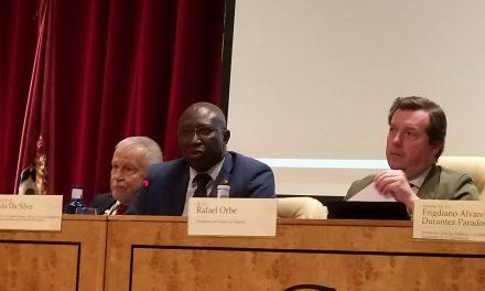 """<span class=""""entry-title-primary"""">Embajador de Guinea-Bissau: «África es vuestra casa»</span> <span class=""""entry-subtitle"""">Solicitan una mayor atención a los países iberohablantes africanos</span>"""
