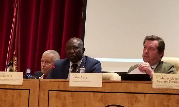 """Embaixador da Guiné-Bissau: """"A África é a sua casa"""""""
