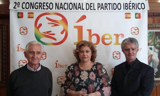 El II Congreso del Partido Ibérico Íber elige a María José Linde como su nueva presidenta