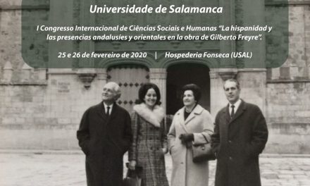 """<span class=""""entry-title-primary"""">Universidade de Salamanca convoca congresso sobre o iberista brasileiro Gilberto Freyre</span> <span class=""""entry-subtitle"""">O antropólogo ajudou a fortalecer os laços culturais entre Brasil e Espanha</span>"""