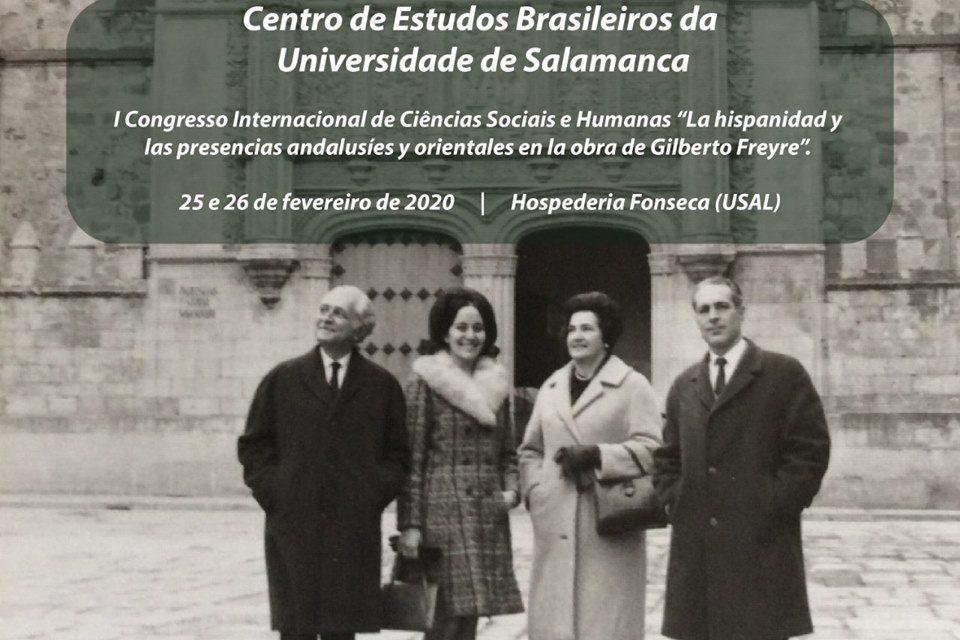 """<span class=""""entry-title-primary"""">La Universidad de Salamanca convoca un congreso sobre el iberista brasileño Gilberto Freyre</span> <span class=""""entry-subtitle"""">El antropólogo ayudó a estrechar los lazos culturales entre Brasil y España</span>"""