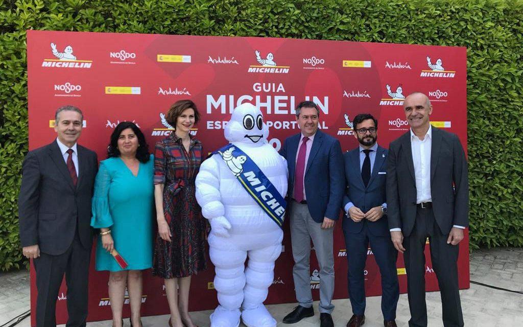 """<span class=""""entry-title-primary"""">Guía Michelin: 2020 será """"excecional"""" para gastronomia ibérica</span> <span class=""""entry-subtitle"""">110 anos do lançamento do guia ibérico</span>"""