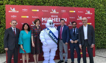 """<span class=""""entry-title-primary"""">Guía Michelin: 2020 será «excepcional» para la gastronomía ibérica</span> <span class=""""entry-subtitle"""">Se cumple el 110 aniversario del lanzamiento de la guía ibérica</span>"""