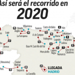 Volta à Espanha de ciclismo regressa a Portugal