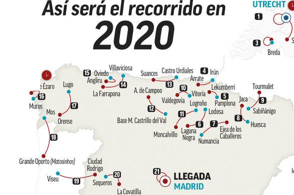 """<span class=""""entry-title-primary"""">Volta à Espanha de ciclismo regressa a Portugal</span> <span class=""""entry-subtitle"""">A visita a Portugal envolve os municípios de Porto, Matosinhos, Grande Porto e Viseu</span>"""