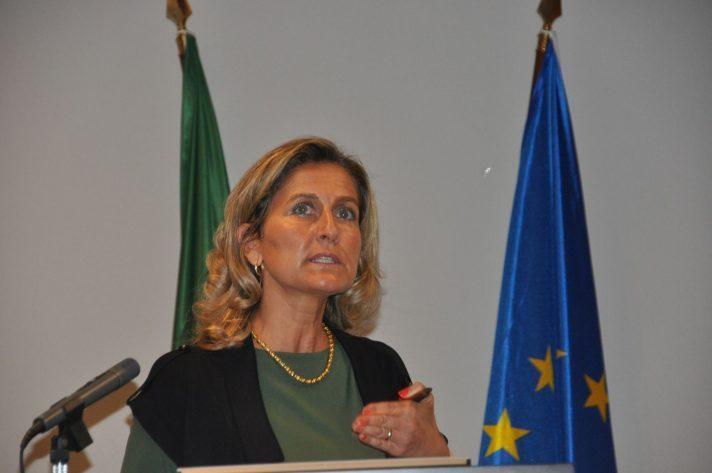 """<span class=""""entry-title-primary"""">España y Portugal impulsan un área ibérica internacional para camioneros en La Raya</span> <span class=""""entry-subtitle"""">La ministra de Cohesión Territorial de Portugal, Ana Abrunhosa, estuvo presente en Vilar Formoso</span>"""