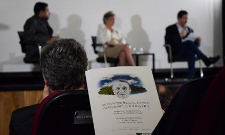 """<span class=""""entry-title-primary"""">A Fundação Joaquim Nabuco de Recife homenageou dois iberistas brasileiros</span> <span class=""""entry-subtitle"""">Antonio Maura, diretor do Instituto Cervantes de Rio de Janeiro, participou do seminário internacional</span>"""