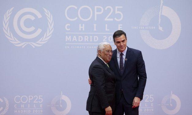 """<span class=""""entry-title-primary"""">António Costa: «Lisboa será la primera capital verde del sur de Europa en 2020»</span> <span class=""""entry-subtitle"""">El primer ministro portugués intervino en la Cumbre del Clima en Madrid</span>"""