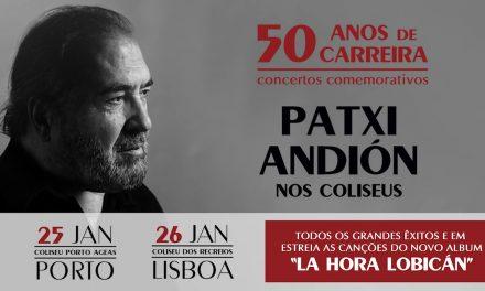 """<span class=""""entry-title-primary"""">Muere el cantautor iberista vasco Patxi Andión</span> <span class=""""entry-subtitle"""">El periodista Nuno Pacheco ha afirmado que """"Patxi Andión fue el más portugués de los cantautores españoles""""</span>"""