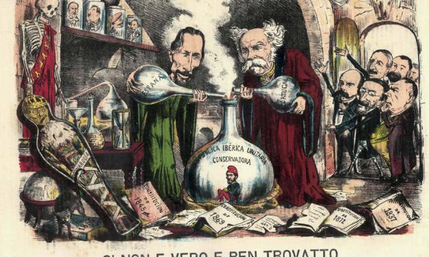 A história do iberismo em oito artigos