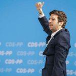 Francisco Rodrigues dos Santos es elegido nuevo líder del partido portugués CDS