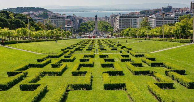Lisboa será até ao fim deste ano a capital verde da Europa