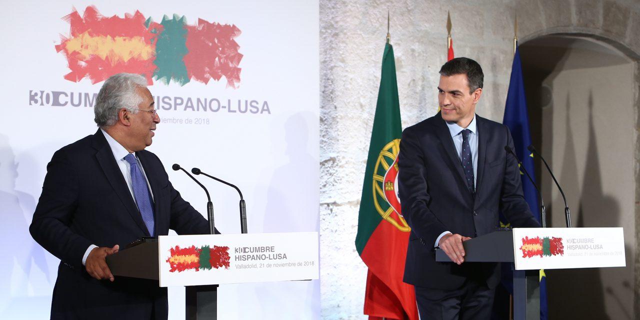 """<span class=""""entry-title-primary"""">António Costa e Pedro Sánchez iniciam a legislatura com uma agenda ibérica ainda por desenvolver</span> <span class=""""entry-subtitle"""">""""Aprofundar a integração e a cooperação ibérica"""", é o nome do documento assinado em 2015 por ambos políticos</span>"""