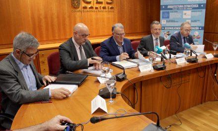 """<span class=""""entry-title-primary"""">Vázquez Mao: «La despoblación es una cuestión de Estado, igual que el cambio climático»</span> <span class=""""entry-subtitle"""">Un informe del Eixo Atlántico advierte que en los próximos diez años Galicia perderá 200.000 habitantes</span>"""
