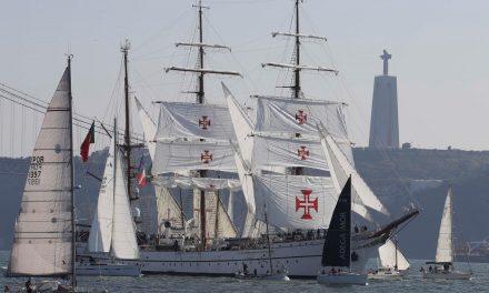 """<span class=""""entry-title-primary"""">El buque escuela Sagres sigue la ruta de Magallanes</span> <span class=""""entry-subtitle"""">En un trecho de esta aventura, el Sagres tendrá la compañía del barco de la armada española Juan Sebastián Elcano</span>"""