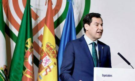"""<span class=""""entry-title-primary"""">Moreno quer que Andaluzia receba próxima Cimeira Ibérica</span> <span class=""""entry-subtitle"""">O presidente da Junta defendeu uma aliança ibero-atlântica na Europa</span>"""