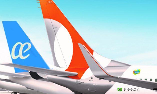 Acuerdo entre la española Air Europa y la brasileña GOL Líneas Aéreas para volar dentro de Brasil