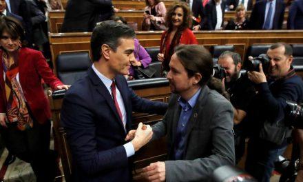 """<span class=""""entry-title-primary"""">Pedro Sánchez anunciará sus ministros la próxima semana</span> <span class=""""entry-subtitle"""">El nuevo presidente jurará el cargo este miércoles en el palacio de la Zarzuela</span>"""