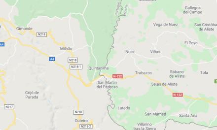 """<span class=""""entry-title-primary"""">La alcaldesa de San Vitero moviliza a La Raya para conectar Braganza con Zamora</span> <span class=""""entry-subtitle"""">Declaraciones en exclusiva para EL TRAPEZIO</span>"""