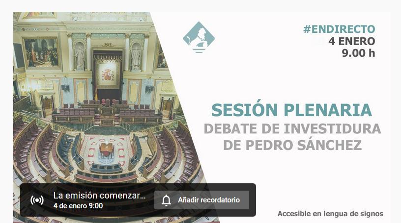 """<span class=""""entry-title-primary"""">Pedro Sánchez hace una referencia a la bilateralidad de Extremadura con Portugal</span> <span class=""""entry-subtitle"""">Se mantiene el suspense hasta el final por la inhabilitación de Quim Torra y las eventuales deserciones</span>"""