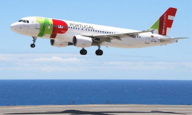 El avión acorta la distancia entre Portugal y España