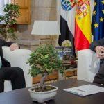 Extremadura (espanhola) está comprometida com o projeto bilíngue Escola de Fronteira