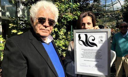 """<span class=""""entry-title-primary"""">Nunes de Abreu: """"Estou de acordo com o Iberolux, reforçaria as consciências dos povos ibéricos""""</span> <span class=""""entry-subtitle"""">O TRAPÉZIO entrevista o poeta e histórico diretor de Turismo da Ilha da Madeira</span>"""