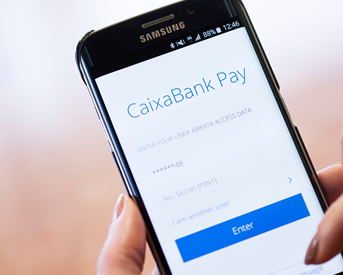 CaixaBank se convierte en la primera entidad en Bizum por número de clientes y operaciones realizadas