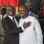 Novo presidente da Guiné-Bissau, Sissoco Embaló, destitui primeiro-ministro Aristides Gomes