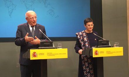 """<span class=""""entry-title-primary"""">A Cimeira Ibérica para estabelecer uma estratégia transfronteiriça acontecerá antes do verão</span> <span class=""""entry-subtitle"""">Esta vontade foi manifestada por ambos os ministros dos Negócios Estrangeiros numa reunião em Madrid</span>"""