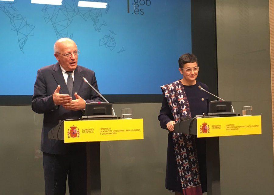 """<span class=""""entry-title-primary"""">La Cumbre Ibérica para establecer una estrategia transfronteriza tendrá lugar antes del verano</span> <span class=""""entry-subtitle"""">Así lo han manifestado ambos ministros de Asuntos Exteriores en una reunión en Madrid</span>"""