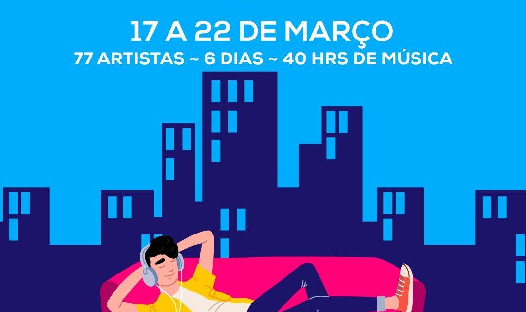 """<span class=""""entry-title-primary"""">Festival vai dar """"música"""" aos portugueses em quarentena</span> <span class=""""entry-subtitle"""">Seis dias da melhor música sem sair de casa</span>"""