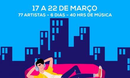 """<span class=""""entry-title-primary"""">La cuenta de Instagram @FestivalEuFicoEmCasa llevará música a los portugueses en cuarentena</span> <span class=""""entry-subtitle"""">Seis días de la mejor música sin salir de casa</span>"""