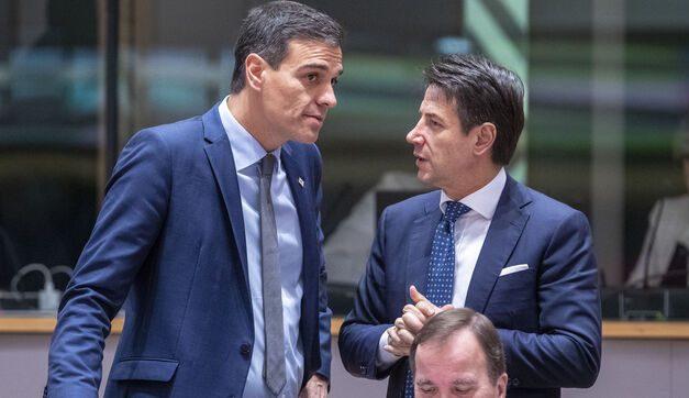 Espanha e Itália bloqueiam cimeira e exigem um plano económico contra o coronavírus mais ambicioso