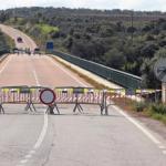 La vuelta de la frontera aumenta el aislamiento de las zonas rayanas