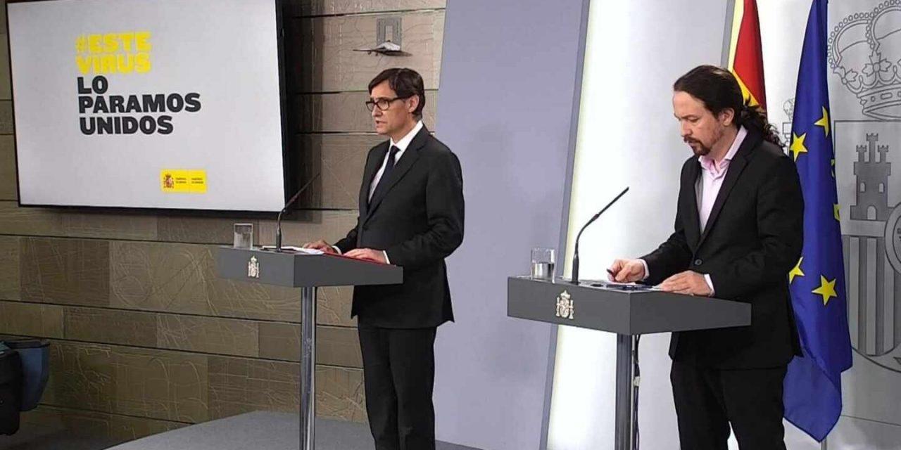 Governo espanhol destina 300 milhões para lares de idosos