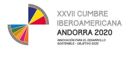 """<span class=""""entry-title-primary"""">Andorra valora si celebrar la XXVII Cumbre Iberoamericana en formato telemático este año o posponerla a la primavera de 2021</span> <span class=""""entry-subtitle"""">Se retoman las actividades sectoriales y preparatorias con una ruta digital para fortalecer la cooperación</span>"""
