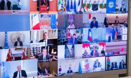 """<span class=""""entry-title-primary"""">Guterres pide al G-20 un plan de guerra coordinado y solidario contra al coronavirus</span> <span class=""""entry-subtitle"""">Señaló que """"los desafíos que tenemos ante nosotros son mucho más grandes que los de 2008""""</span>"""